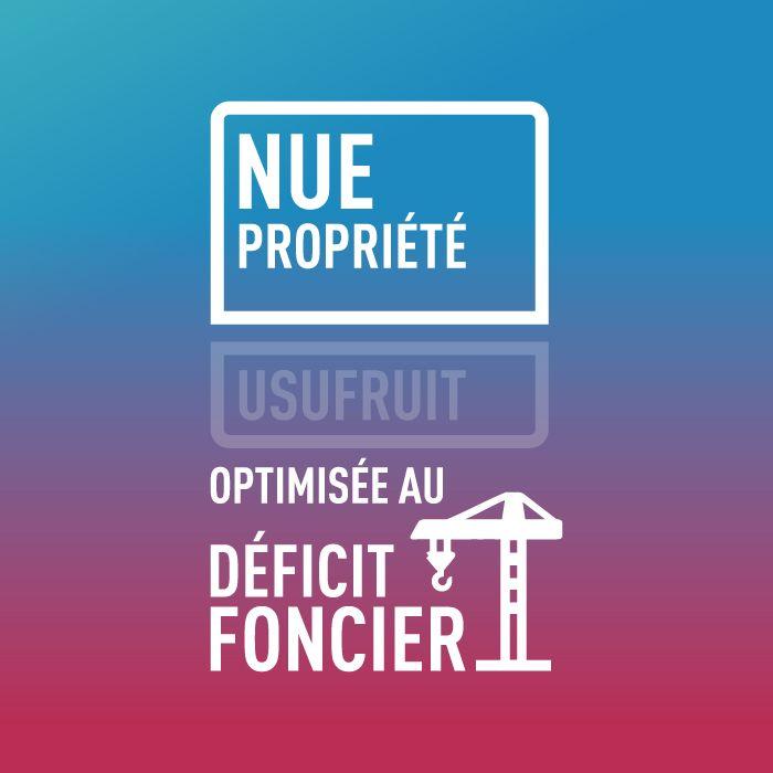 pictogramme nue propriété optimisé au déficit foncier