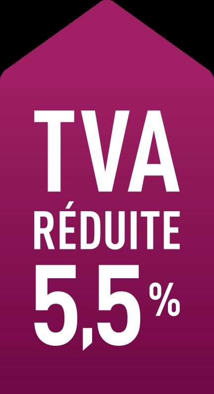 TVA réduite 5,5%